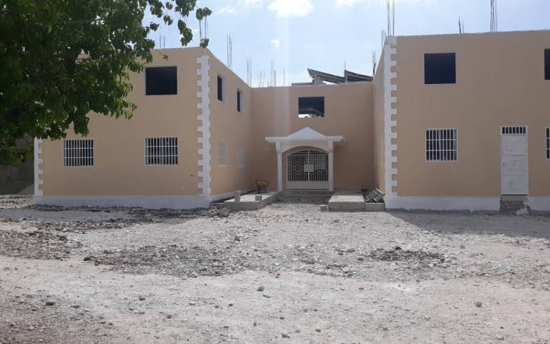 Photo submitted — Love Him Love Them is set to open Valley of Hope Hospital in Gallette Chambon, Haiti later this month.