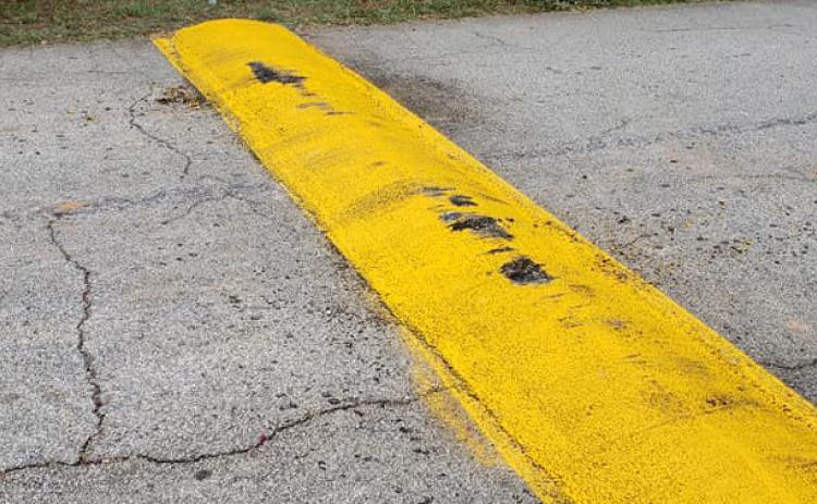 Bowersville's recent addition of speed bumps on East Main Street has prompted negative feedback from first responders and the Hart County Board of Commissioners.