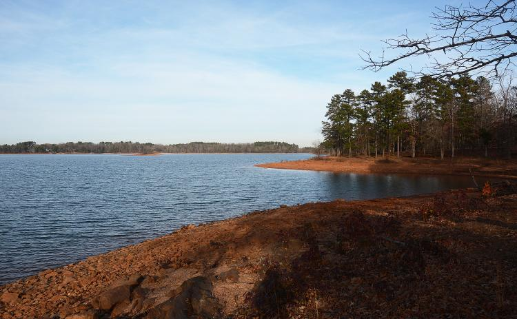 Sunshot by Michael Hall - The shoreline of Hart State Park, which has operated as Hart State Recreation Area since 2009, is shown. The park is set to become Hartwell Lakeside after the city of Hartwell ended a nearly 10-year effort to get a lease for the park from the U.S. Army Corps of Engineers.