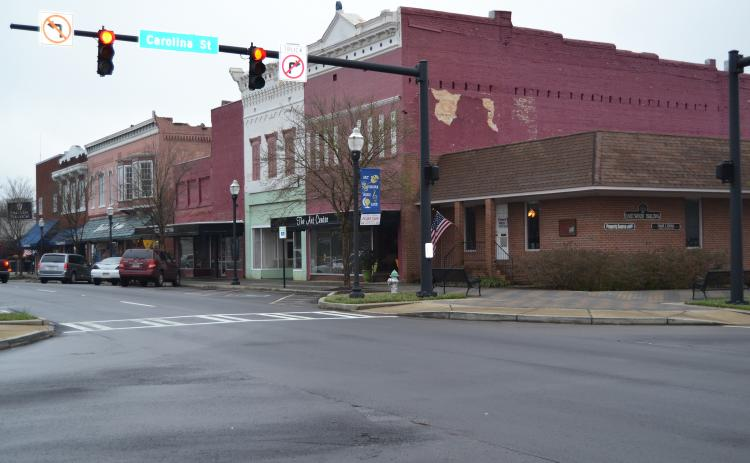Downtown Hartwell
